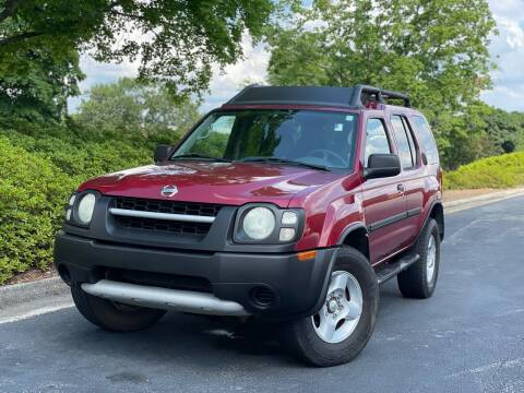 2002 Nissan Xterra for sale at William D Auto Sales in Norcross GA