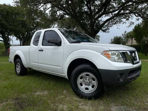 2012 Nissan Frontier for sale at Kaler Auto Sales in Wilton Manors FL