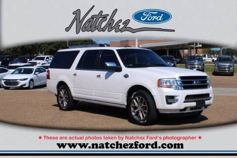2015 Ford Expedition EL for sale at Auto Group South - Natchez Ford Lincoln in Natchez MS