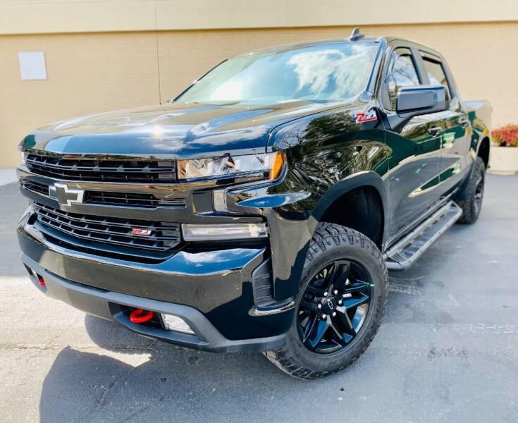 2020 Chevrolet Silverado 1500 for sale at Monterrey Auto Brokers in Decatur GA