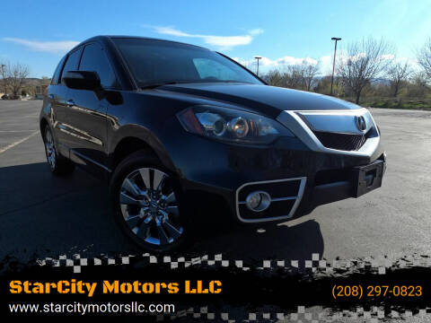 2011 Acura RDX for sale at StarCity Motors LLC in Garden City ID