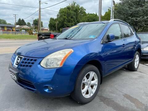 2009 Nissan Rogue for sale at WOLF'S ELITE AUTOS in Wilmington DE