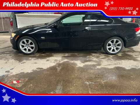 2009 BMW 3 Series for sale at Philadelphia Public Auto Auction in Philadelphia PA
