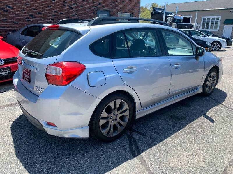 2013 Subaru Impreza AWD 2.0i Sport Limited 4dr Wagon - Portland ME