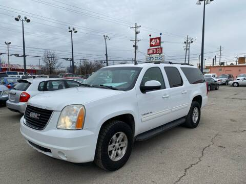 2010 GMC Yukon XL for sale at 4th Street Auto in Louisville KY