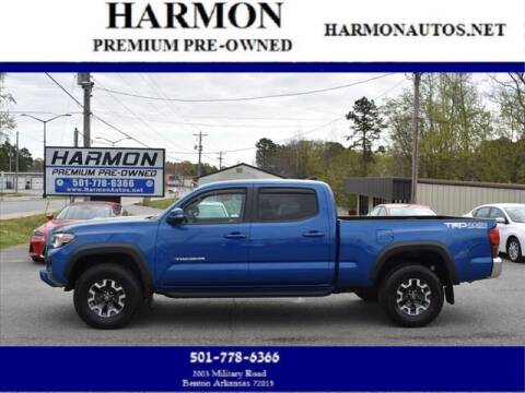 2018 Toyota Tacoma for sale at Harmon Premium Pre-Owned in Benton AR