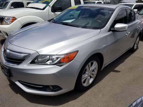 2013 Acura ILX for sale at Ournextcar/Ramirez Auto Sales in Downey CA