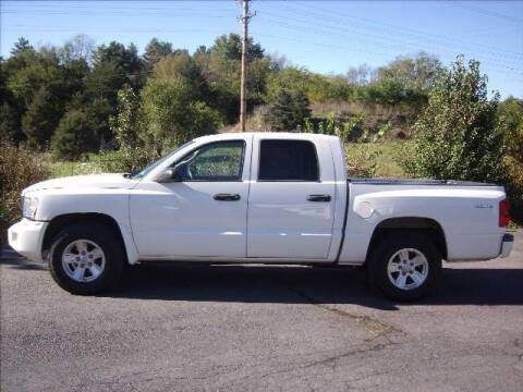 2008 Dodge Dakota for sale at Broadway Motors LLC in Broadway VA