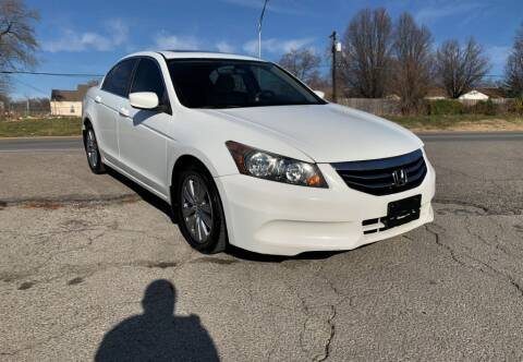 2012 Honda Accord for sale at InstaCar LLC in Independence MO