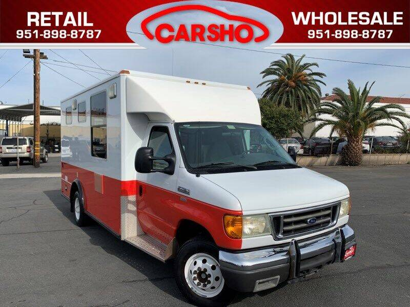 2006 Ford E-Series Chassis for sale in Corona, CA