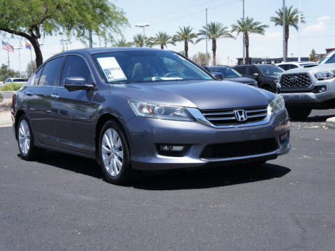 2014 Honda Accord for sale at CarFinancer.com in Peoria AZ