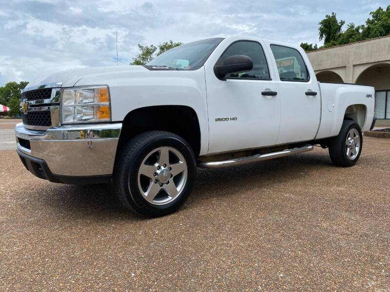 2013 Chevrolet Silverado 2500HD for sale at DABBS MIDSOUTH INTERNET in Clarksville TN
