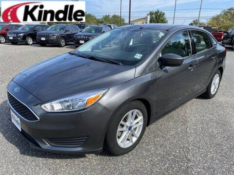 2018 Ford Focus for sale at Kindle Auto Plaza in Cape May Court House NJ