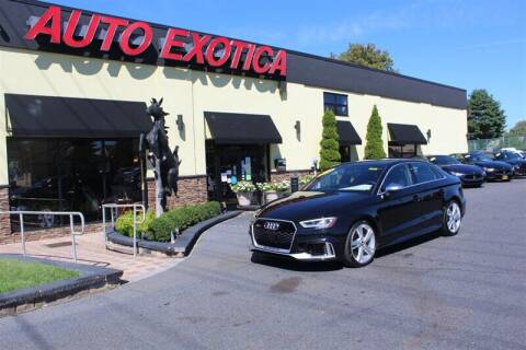 2018 Audi RS 3 for sale at Auto Exotica in Red Bank NJ