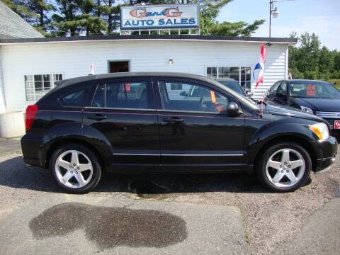 2009 Dodge Caliber for sale at G and G AUTO SALES in Merrill WI