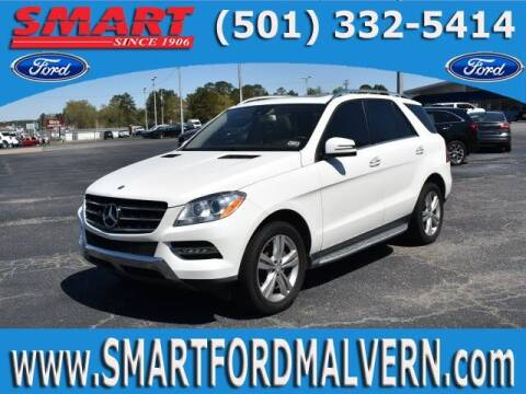 2013 Mercedes-Benz M-Class for sale at Smart Auto Sales of Benton in Benton AR