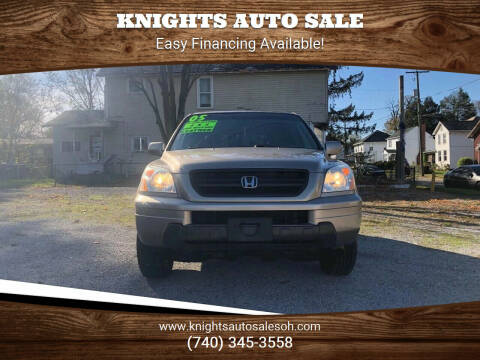 2005 Honda Pilot for sale at Knights Auto Sale in Newark OH