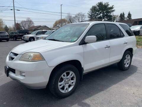 2005 Acura MDX for sale at GMG AUTO SALES in Scranton PA