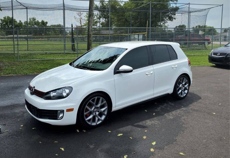 2014 Volkswagen GTI for sale at Queen City Classics in West Chester OH