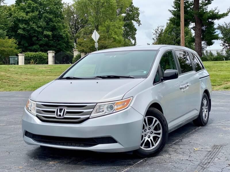 2013 Honda Odyssey for sale at Sebar Inc. in Greensboro NC