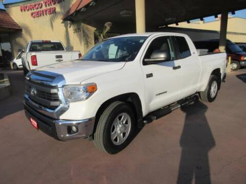 2015 Toyota Tundra for sale at Norco Truck Center in Norco CA
