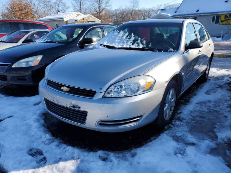 2008 Chevrolet Impala for sale at ASAP AUTO SALES in Muskegon MI