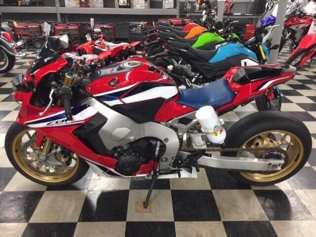 2019 Honda CBR1000RRSIA for sale at Irv Thomas Honda Suzuki Polaris in Corpus Christi TX