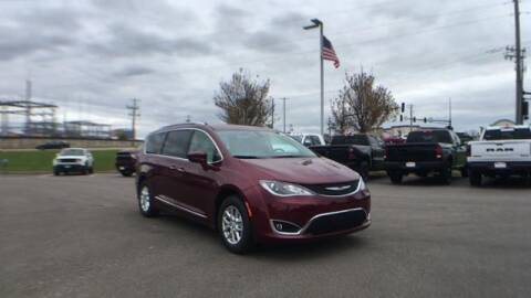 2020 Chrysler Pacifica for sale at Waconia Auto Detail in Waconia MN