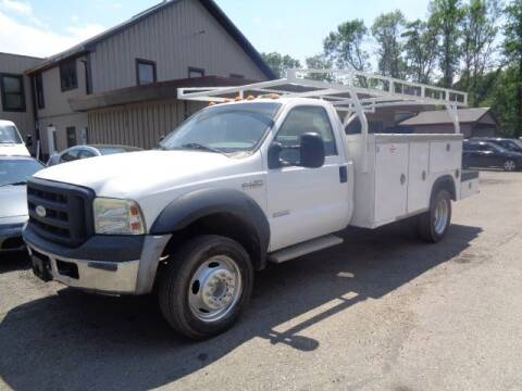2006 Ford F-550 Super Duty for sale at COUNTRYSIDE AUTO INC in Austin MN