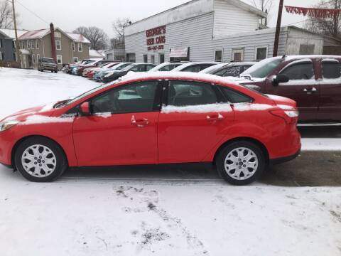 2012 Ford Focus for sale at George's Used Cars Inc in Orbisonia PA