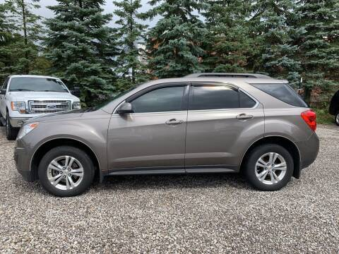 2011 Chevrolet Equinox for sale at Renaissance Auto Network in Warrensville Heights OH
