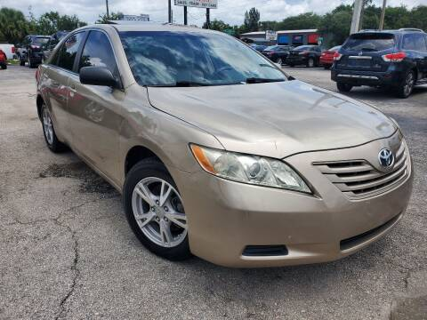 2009 Toyota Camry for sale at Mars auto trade llc in Kissimmee FL