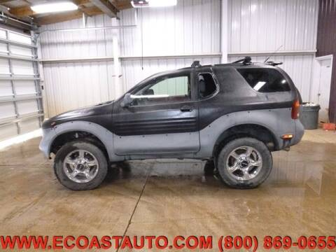 1999 Isuzu VehiCROSS for sale at East Coast Auto Source Inc. in Bedford VA