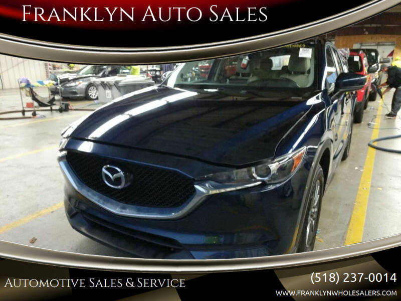 2017 Mazda CX-5 for sale at Franklyn Auto Sales in Cohoes NY