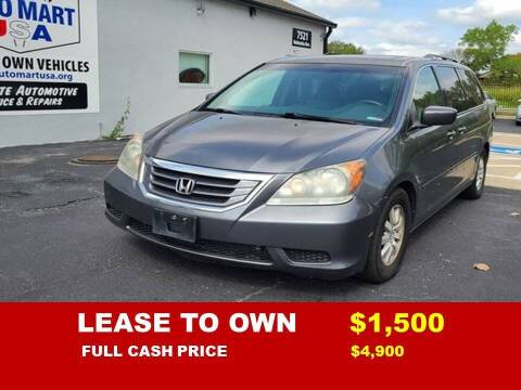 2010 Honda Odyssey for sale at Auto Mart USA -Lease To Own in Kansas City MO