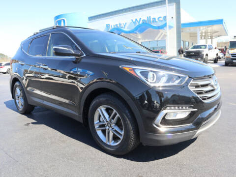 2018 Hyundai Santa Fe Sport for sale at RUSTY WALLACE HONDA in Knoxville TN