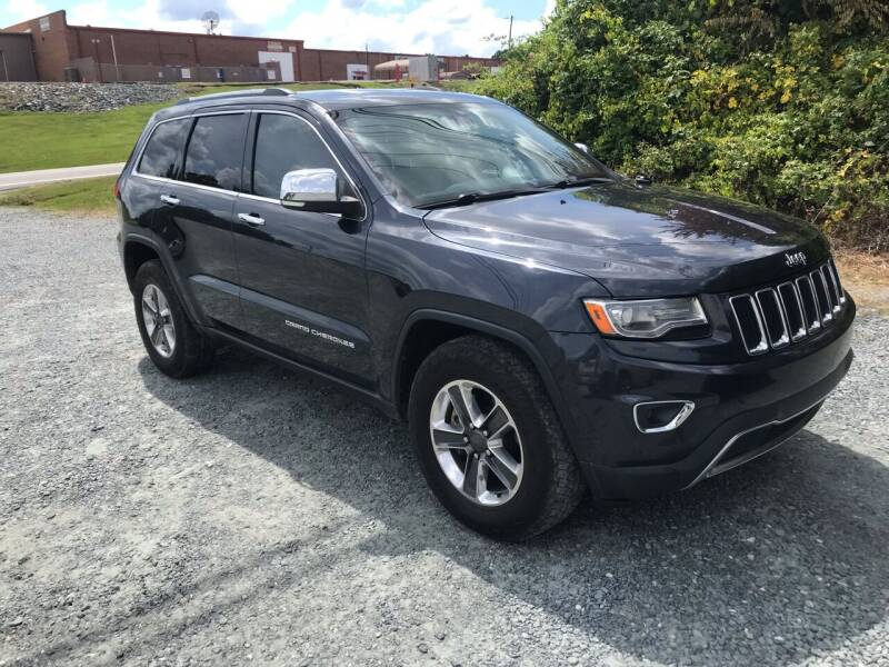 2014 Jeep Grand Cherokee for sale at Clayton Auto Sales in Winston-Salem NC