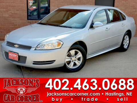 2014 Chevrolet Impala Limited for sale at Jacksons Car Corner Inc in Hastings NE