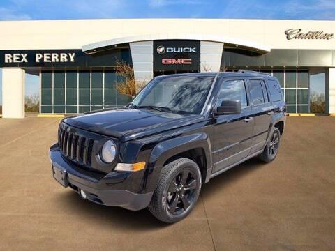 2015 Jeep Patriot for sale at AutoJacksTX.com in Nacogdoches TX