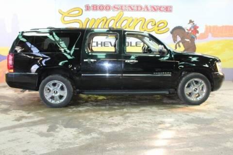 2010 Chevrolet Suburban for sale at Sundance Chevrolet in Grand Ledge MI