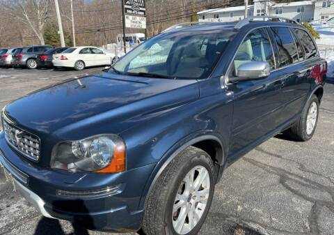 2013 Volvo XC90 for sale at Premier Automart in Milford MA