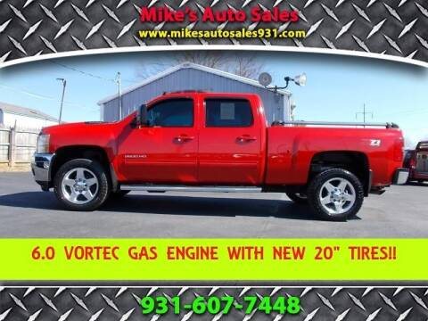 2013 Chevrolet Silverado 2500HD for sale at Mike's Auto Sales in Shelbyville TN