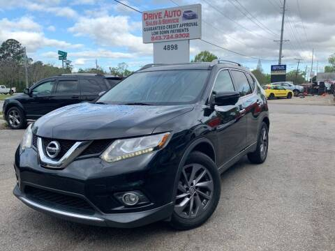2016 Nissan Rogue for sale at Drive Auto Sales & Service, LLC. in North Charleston SC