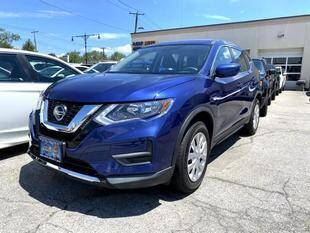 2018 Nissan Rogue for sale at Best Auto Outlet in Floral Park NY