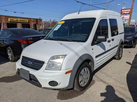 2013 Ford Transit Connect for sale at A & A IMPORTS OF TN in Madison TN