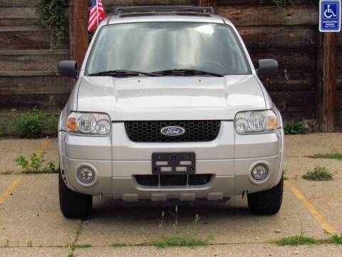2005 Ford Escape for sale at NY AUTO SALES in Omaha NE