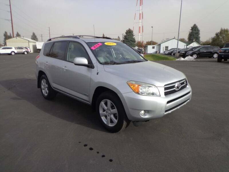 2006 Toyota RAV4 for sale at New Deal Used Cars in Spokane Valley WA