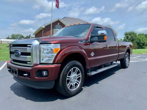 2016 Ford F-250 Super Duty for sale at HillView Motors in Shepherdsville KY