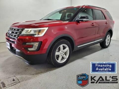 2016 Ford Explorer for sale at Kal's Kars - SUVS in Wadena MN