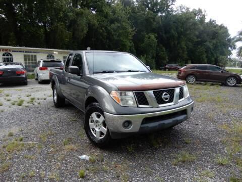 2006 Nissan Frontier for sale at B&B AUTO RTO LLC in Sorrento LA